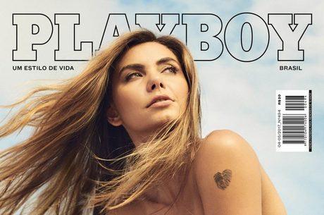 Leticia é a capa de março da revista