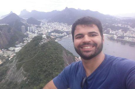 Guilherme Lima é estudante de agronomia na Universidade Federal Rural do Rio de Janeiro