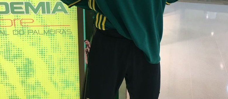 Lucas Lima não rendeu o esperado na derrota do Santos para o Palmeiras no último domingo (19), na Vila Belmiro
