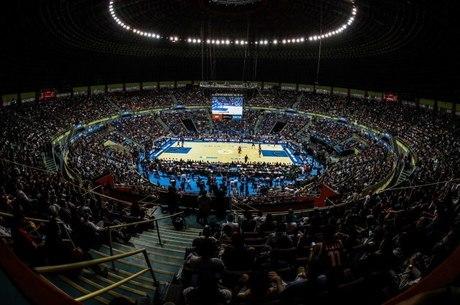 Ginásio do Ibirapuera recebeu 11 mil pessoas no Jogo das Estrelas