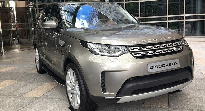 Novo Land Rover Discovery já pode ser encomendado; entregas começam em 29 de junho
