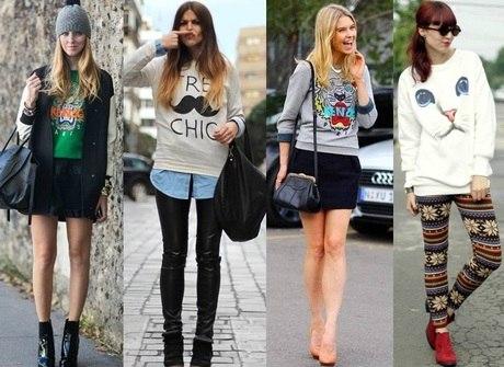 Veja tendências na moda feminina para o outono/inverno 2017