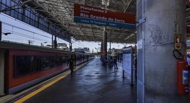 Postos serão instalados na estação Brás, Linha 3- Vermelha do Metrô