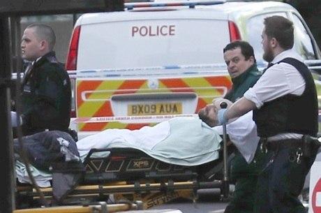 Resultado de imagem para ataque a Londres hoje