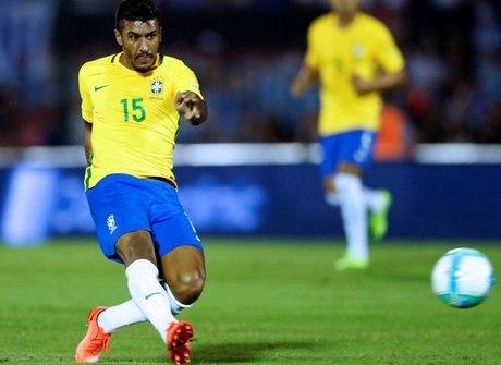 Veja imagens da goleada do Brasil sobre o Uruguai em Montevidéu