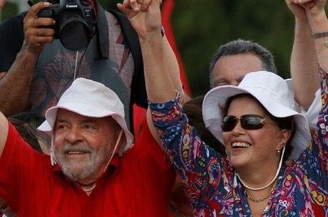 Ex-presidentes Lula e Dilma se tornaram réus na ação