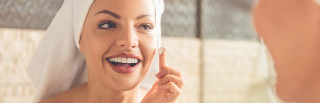 Cuidados com a pele: produtos baratos são ótimos para o dia a dia