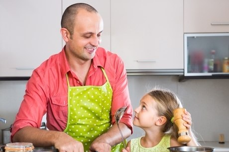 A gestão das tarefas domésticas deve ter a participação de todos