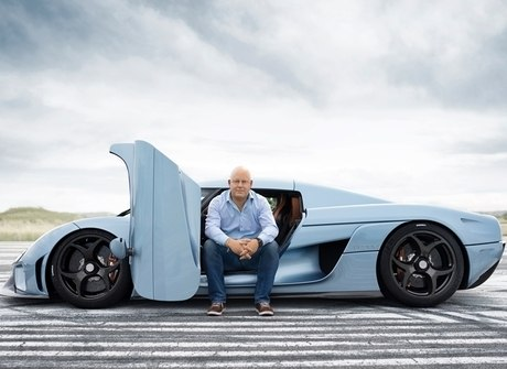 Dono da Koenigsegg pode rastrear qualquer carro da marca. Confira!
