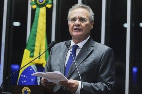 Renan, que tem feito críticas às reformas proposta pelo governo, deve voltar a atacar o Planalto ao deixar a liderança da sigla