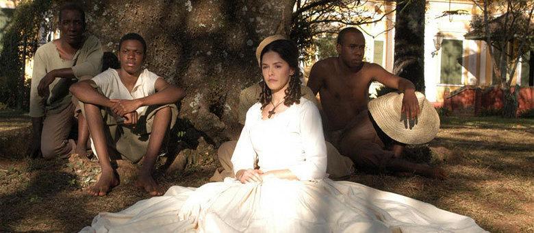 A Escrava Isaura volta ao ar na tela da Record TV