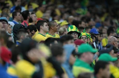 Público pagante em Itaquera foi de mais de 42 mil torcedores