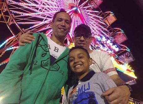 Notícia boa: pai do menino 'mais feliz do mundo' incentiva prática