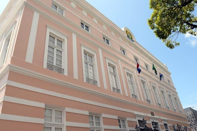 Assembleia Legislativa de Alagoas, que aprovou mudanças no MP do Estado
