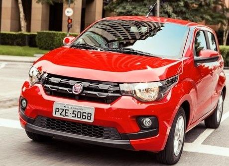 Confira os detalhes do novo<br />Fiat Mobi GSR automatizado