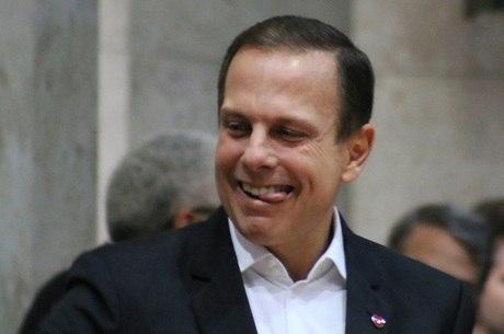 Doria aparece como favorito entre nomes do PSDB