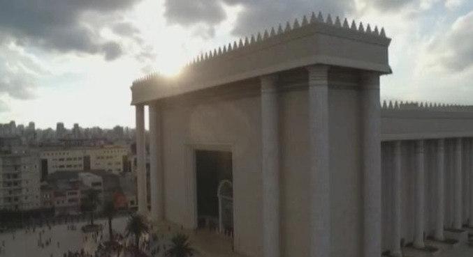 Reuniões no Templo de Salomão acontecerão a partir das 7 horas