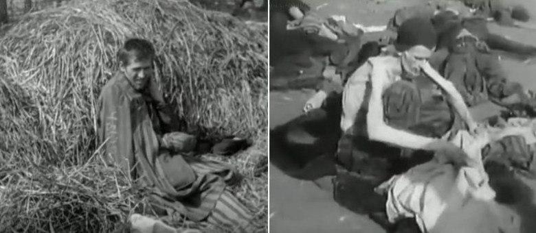 Veja imagens inéditas de um dos momentos mais tristes da história da humanidade: o extermínio de judeus