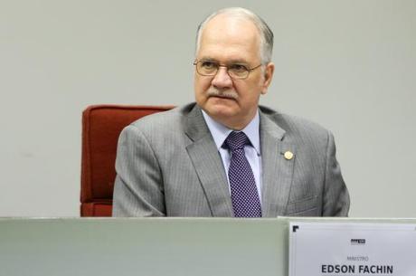 Edson Fachin é o relator da Lava Jato no STF