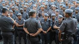2/3 das mortes em confronto policial só contaram com a versão da PM ()