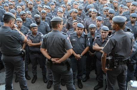 Segundo a SSP, 34 PMs morreram em confrontos em 2020