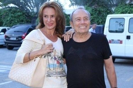 Marilene Saade e Stênio Garcia: admiração nas ruas