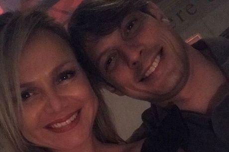 Eliana namora Adriano Ricco há dois anos