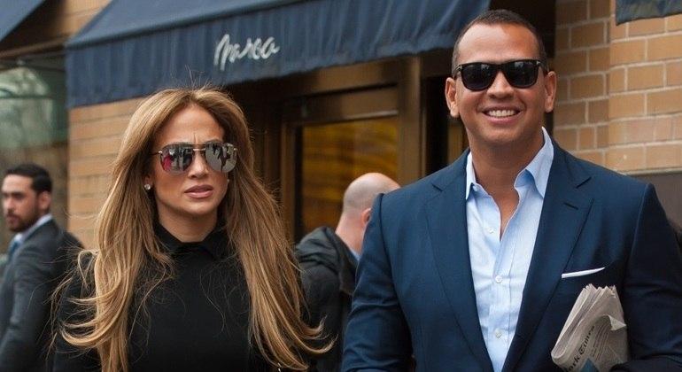 Jennifer Lopez e Alex Rodriguez não estão mais juntos