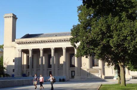 Universidade de Yale, nos Estados Unidos