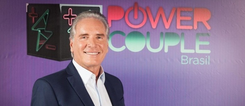 Roberto Justus comanda segunda temporada do Power Couple Brasil