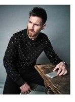 """""""Para poder chegar  Messi revelou como curte os momentos de folga. """"Gosto  de estar com meus filhos ... 08ad131e25e11"""