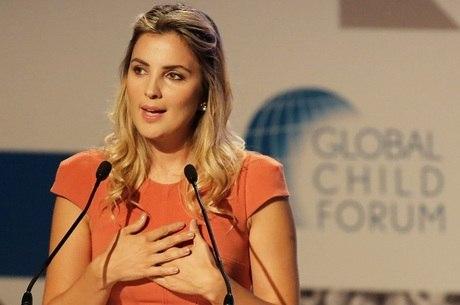 Marcela Temer esteve à frente do programa Criança Feliz