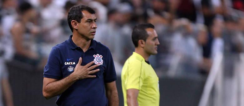 Fábio Carille conta com aproveitamento superior a 70% no comando do  Corinthians na temporada de 64c45708aba34
