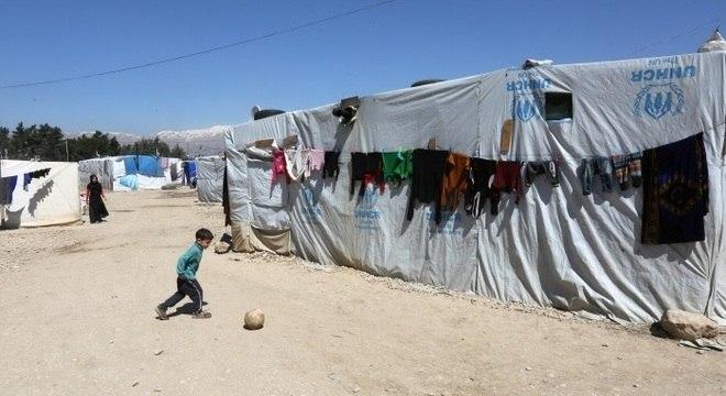 Conflito deixou pelo menos 13 milhões de refugiados
