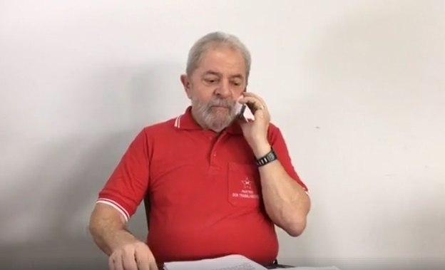 Lula diz que está 'ansioso' para ficar frente a frente com Moro