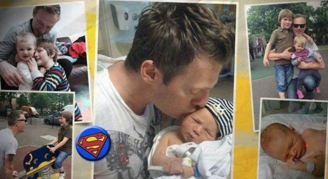 Jornalista britânico Martin Daubney sofreu de depressão pós-parto