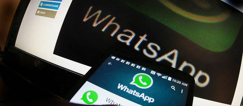 Usuários relatam dificuldades de acesso ao WhatsApp nesta quarta (3)