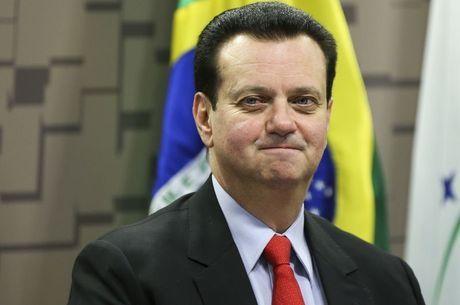 O ministro de Ciência, Tecnologia, Inovação e Comunicações Gilberto Kassab
