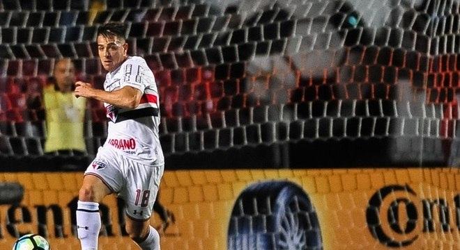 Buffarini deve assinar por três temporadas com o Boca Juniors
