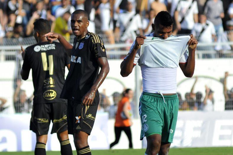 Até o apito final! Palmeiras mira virada história contra a Ponte Preta na semifinal do Campeonato Paulista