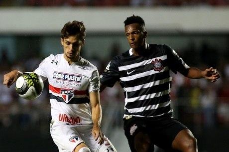 Rodrigo Caio é convocado para a seleção após fair play em disputa com Jô