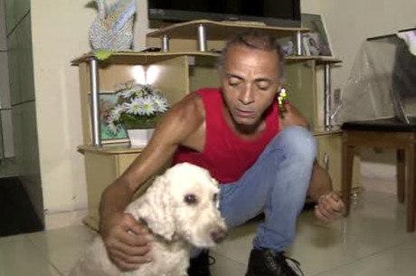 Bob e Agnaldo formam uma dupla muito querida no bairro Bom Juá