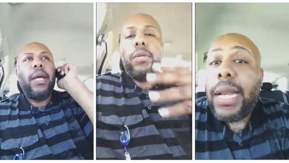 Polícia dos EUA procura homem que matou outro ao vivo no Facebook