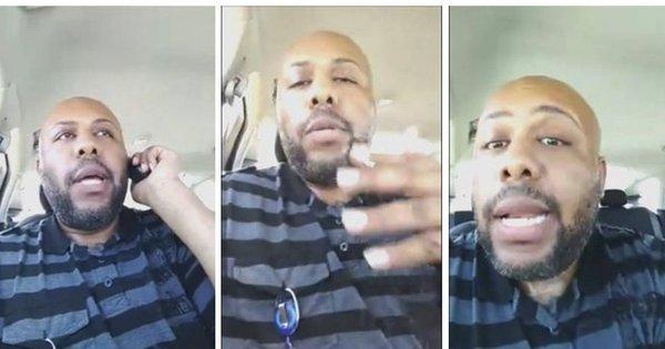 Polícia busca americano que matou vítima 'aleatória' na rua em crime transmitido pelo Facebook