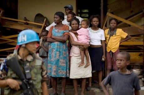 Tropas da ONU no Haiti teriam protagonizado episódios de violência e abuso sexual