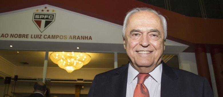 Leco tomou posse depois da saída de Aidar; agora foi eleito com 21 votos a mais que candidato da oposição