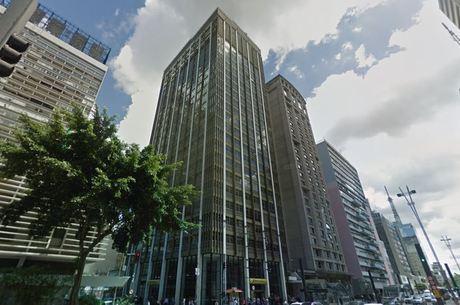 Prédio onde fica o Gabinete da Presidência em São Paulo
