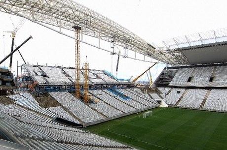 Arena Corinthians, em São Paulo, foi construída pela Odebrecht para a Copa do Mundo de 2014 e custou mais de R$ 1 bilhão