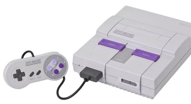 Super Nintendo pode ganhar uma versão comemorativa neste ano