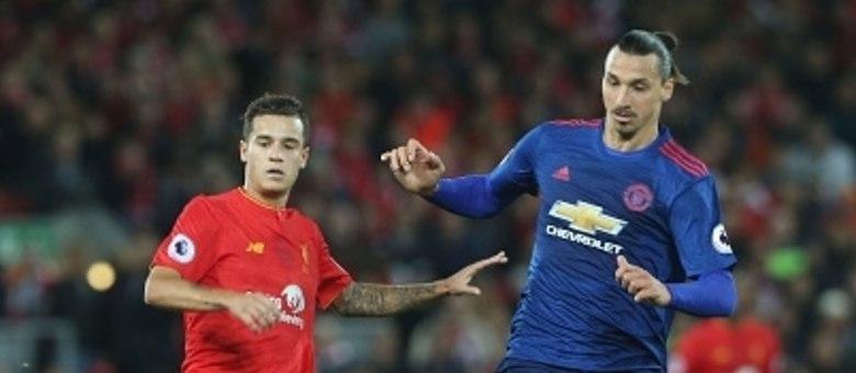 Destaques de Liverpool e Manchester United, Coutinho e Ibrahimovic ficam de fora da seleção do campeonato
